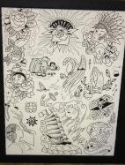 Jimmy Walls' Art